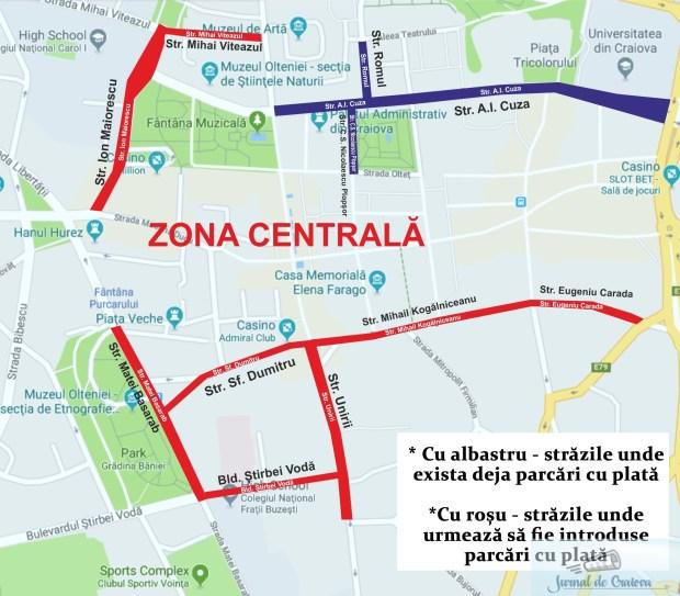 Stefan Stoica , presedinte PNL Dolj : PNL se opune proiectului Primariei de a institui dubla taxare a parcarilor din Craiova 2