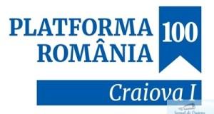 Alin Cristian Mituta, membru fondator al partidului Miscarea Romania Impreuna (RO+) participa azi la o actiune Oameni Noi la Craiova 1