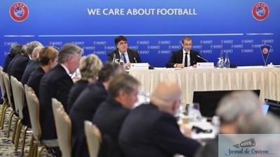 Fotbal : UEFA infiinteaza Europa League 2 1