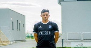 Fotbal : Claudiu Balan, golgeterul echipei Universitatea Craiova ne-a acordat un scurt interviu 18
