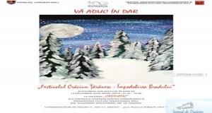 """Festivalul Craciun Taranesc - Impodobirea Bradului, in Galeriile """"Cromatic"""""""