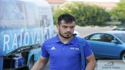 Fotbal : Portarul echipei Universitatea Craiova,Claudiu Chindris ne-a raspuns la cateva intrebari ! 1