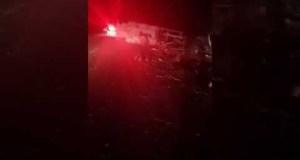 Doljean decedat dupa ce a intrat frontal cu masina intr-un camion cu lemne 13