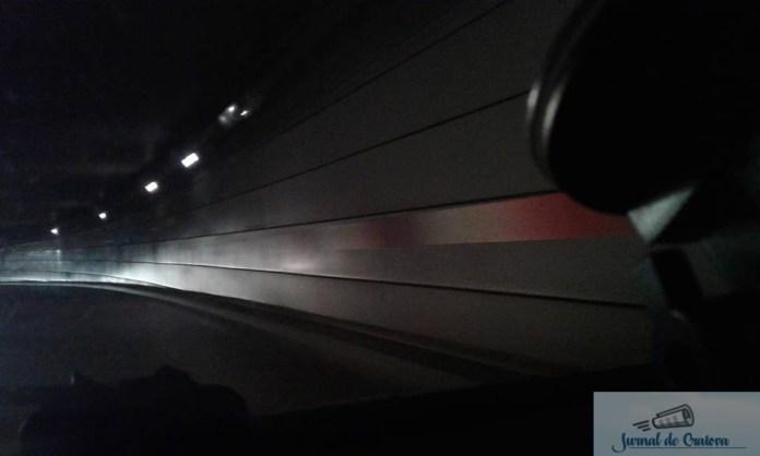 Pasajul subteran fara lumina ! 2