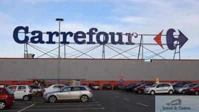 Carrefour suna alarma!