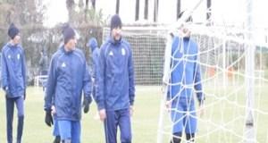 Fotbal : Antrenament fara minge pentru Universitatea Craiova 8