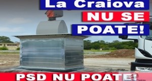 Ionut Stroe, deputat PNL DOLJ: Adio, containere ingropate! 17