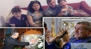 Strigatul crunt de durere al familiei ajutate de Becali 1