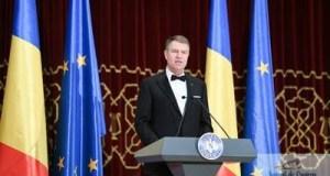 Discurs istoric al lui Klaus Iohannis la ceremonia de deschidere a Presedintiei Romaniei la Consiliul 1