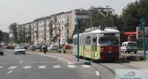 Primaria Craiova modernizeaza calea de tramvai de pe Calea Severinului, in zona industriala Cernele de Sus 9