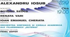 Filarmonica Oltenia Craiova : Concert vocal-simfonic Rahmaninov/Fauré 22