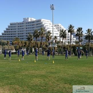Fotbal: Un singur antrenament astazi pentru Universitatea Craiova aici in Antalya 1