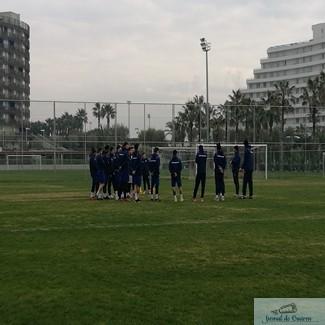 Fotbal : Universitatea Craiova incheie stagiul de pregatire din Antalya 1