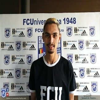 "Fotbal : Robert Raducanu , jucatorul echipei Universitatea Craiova este noul ""Neymar"" din Banie 1"