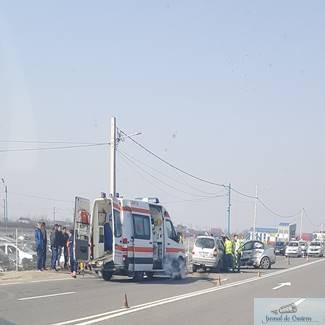 Sapte victime in urma unui grav accident petrecut in Bradesti 1