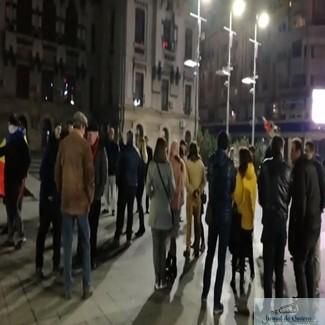 Peste 100 de craioveni au fost in Piata Mihai Viteazul sa sustina pe Laura Codruta Kovesi 1