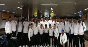 Fotbal : Delegatia echipei Universitatea Craiova a ajuns in tara ! 5