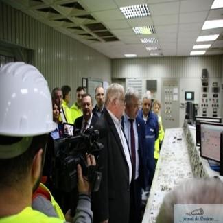 Ministrul Energiei, Anton Anton vrea depozit modern de stocare a energiei electrice la Craiova 1