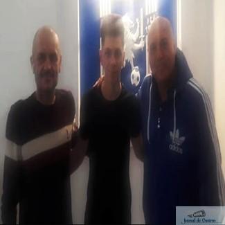 Fotbal : Universitatea Craiova a realizat inca un transfer ! Adrian Ster este de azi in lotul condus de Nicolo Napoli. 1
