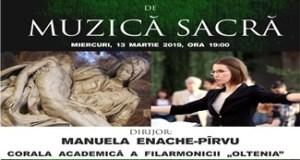 Filarmonica Oltenia Craiova : Concert extraordinar de muzica sacra 11