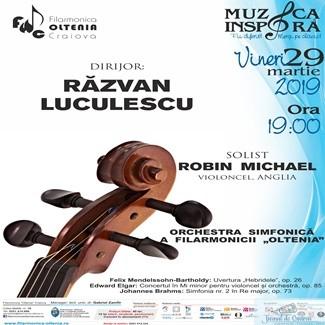 Celebrul Concert pentru violoncel de Elgar la Filarmonica Oltenia Craiova 1