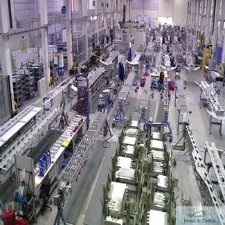 Eurostat: Preturile productiei industriale au crescut 1