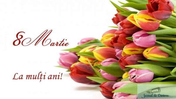 Cele mai frumoase MESAJE de 8 MARTIE, Ziua Femeii 2019. Urari, felicitari, SMS-uri pentru femeile din viata voastra: mame, iubite, colege sau profesoare 4