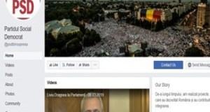 Anunt Facebook: Propaganda PSD este eliminata din retea. 13