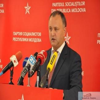 Alegeri, Moldova. Partidul lui Dodon va avea cel mai mare numar de mandate in Parlamentul moldovean, dar nu are majoritatea 1