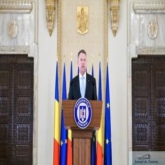 Presedintele Romaniei, Klaus Iohannis : Este un lucru cunoscut ca guvernarea pesedista a esuat ! 1