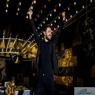 """Bogdan Ioan a filmat 13 ore pentru primul videoclip, coverul a capella """"Blood On The Dance Floor"""" 1"""