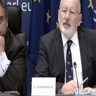 Magistratii romani, intalnire cu Frans Timmermans. Cristi Danilet: Am format o delegatie de 30 de judecatori si procurori care va pleca la Bruxelles 1
