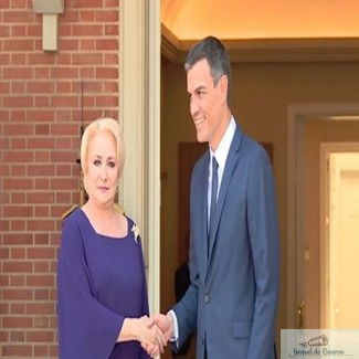 Viorica Dancila l-a felicitat pe premierul spaniol pentru succesul din alegeri 1