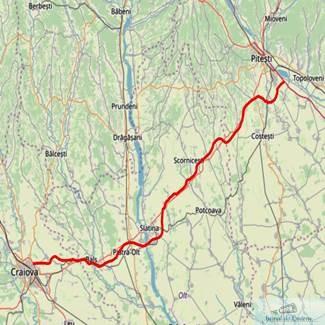Incep expropierile pentru primul tronson al drumului expres Craiova-Pitesti 1
