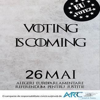 ARC lanseaza o campanie de incurajare a mersului la vot in randul tinerilor 1