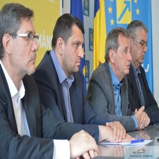 Mario Ovidiu Oprea, Senator PNL :  La noi democratia s-a transformat intr-un pres de care se sterge PSD 1