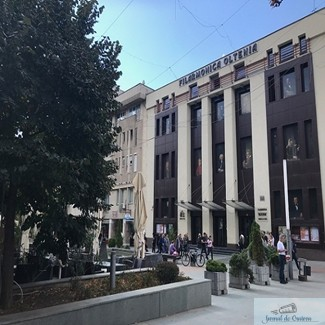 "Activitate on line la Filarmonica ""Oltenia"" Craiova"