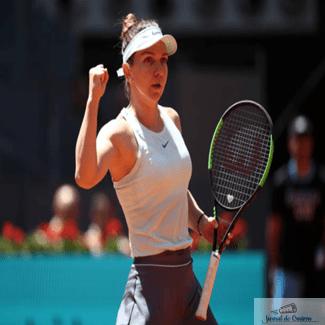 Tenis: Simona Halep s-a calificat in finala turneului de la Madrid 1