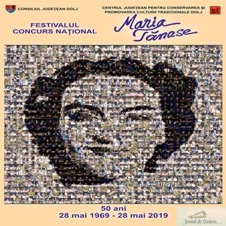 Expozitie dedicata implinirii a 50 de ani de existenta a Festivalului Maria Tanase 1