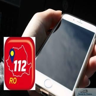 S-a lansat Apel 112, aplicatia care transmite STS locatia telefonului in timpul apelului de urgenta 1