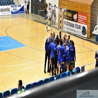 Handbal : SCM Craiova, invinsa de CSM Bucuresti ! 1