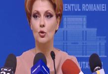 Gluma anului : Lia Olguta Vasilescu, politiciana anului in Romania!