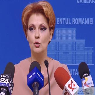 Horatiu Buzatu : Olguța Vasilescu, ziua și minciuna!