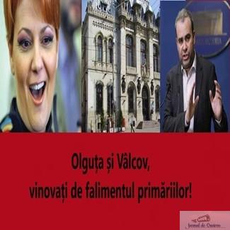 Nicolae Giugea, deputat PNL Dolj : Olguta si Valcov,vinovati de falimentul primariilor ! 1