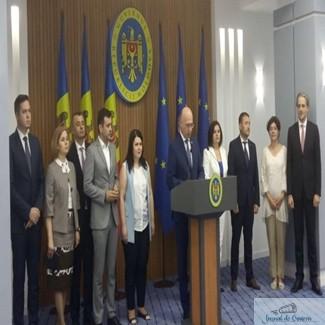 Rasturnare de situatie in Republica Moldova : Guvernul Filip demisioneaza! 1