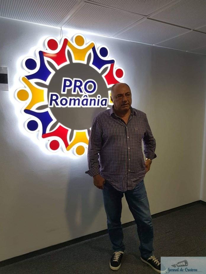 Antonie Solomon s-a inscris in Pro Romania 2