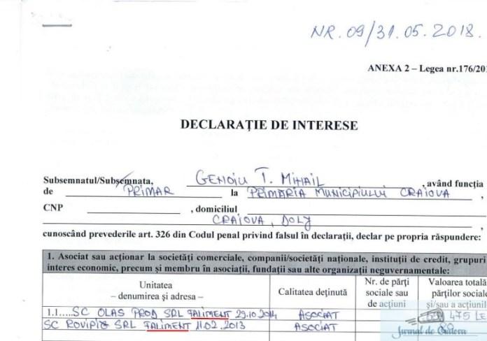 Craiova condusa de un manager ce are 2 societati in FALIMENT ! 2
