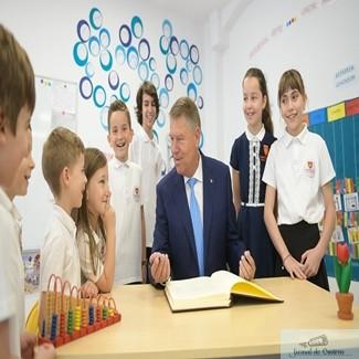 Klaus Iohannis, impresionat de 1 iunie: Imi place foarte mult felul in care reactioneaza copiii 1