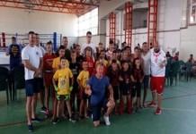 Kickbox : Prima competitie de kickboxing din acesta vara a avut loc la Gaesti !
