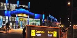 Aeroportul International Craiova : A fost semnat contractul pentru proiectarea si executia lucrarilor de extindere a terminalelor